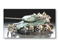 Tamiya 35207 1/35 Russian Army Assault Infantry