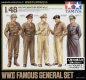 Tamiya 32557 1/48 WW2 Famous General Set