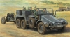 Tamiya 32580 1/48 German 6x4 Towing Truck Kfz.69 - w/3.7cm Pak