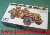 Tamiya 35033 1/35 British SAS Jeep