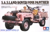 Tamiya 35076 (SALE K) S.A.S. Land Rover PinK Panther
