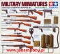 Tamiya 35121 1/35 US Infantry Weapons Set
