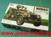 Tamiya 35125 1/35 M151A2 w/TOW Missile Launcher