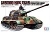 Tamiya 35164 1/35 King Tiger Production Turret