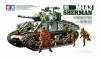 Tamiya 35251 1/35 M4A3 Sherman 105mm Howitzer (Assault Support)
