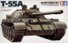 Tamiya 35257 T-55A Russian Medium Tank (1/35)