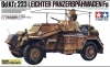 Tamiya 35268 1/35 German Armored Car SdKfz. 223