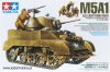 Tamiya 35313 1/35 U.S Light Tank M5A1