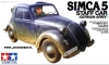 Tamiya 35321 Simca 5 Staff Car (1/35)