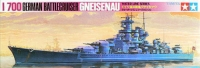 Tamiya 77520 1/700 German Battle Cruiser Gneisenau