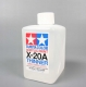 Tamiya 81040 X-20A Thinner (250ml)