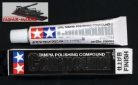 Tamiya 87070 Polishing Compounf FINISH