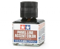 Tamiya 87132 - Panel Line Accent Color (Brown)