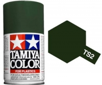 Tamiya Spray TS-02 Dark Green