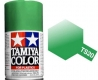 Tamiya Spray TS-20 Metallic Green