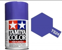 Tamiya Spray TS-24 Gloss Purple