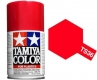 Tamiya Spray TS-36 Gloss Fluorescent Red