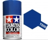 Tamiya Spray TS-50 Gloss Mica Blue