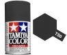 Tamiya Spray TS-06 Black Matt