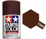 Tamiya Spray TS-69 Matt Linoleum Deck Brown