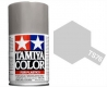 Tamiya Spray TS-76 Metallic Mica Silver