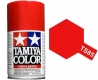 Tamiya Spray TS-85 Bright Mica Red Ferrari Synthetic Lacquer