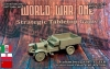 Greenminiatures GM72006-WG 1/72 Fiat 15 ter Italian Army Lorry