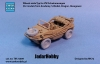 Tank Models TM72009 1/72 Wheels for VW Schwimmwagen