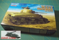 Asuka Model 35-010 1/35 M4A1 Sherman (Mid Production)