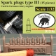 Taurusmodels D3210b Spark Plugs type III (15 pieces) (1/32)