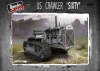 "Thunder 35006 1/35 US Crawler ""Sixty"