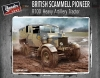 Thunder Model 35202 1/35 British Scammell Pioneer R100  artillery tractor