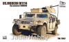 T-Model TM-7202 1/72 HMMWV-M114 with GPK Turret & with PE upgrade set