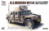 T-Model TM-7203 1/72 M1114 Up-Armored Humvee Frag 5 with GPK Turret