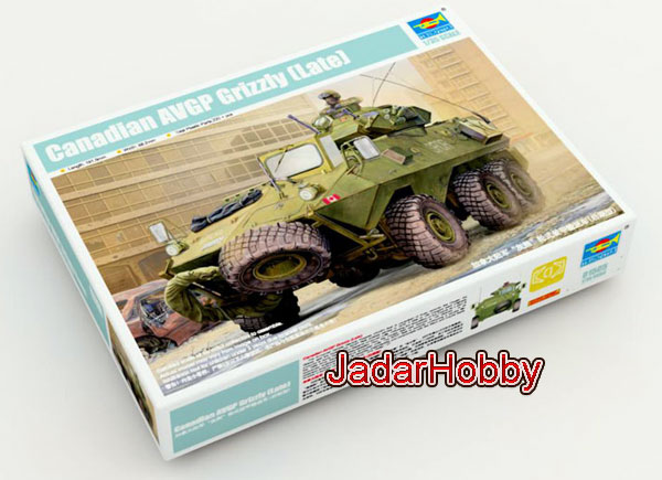 Trumpeter 01505 Canadian AVGP Grizzly (Late) (1:35)