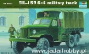Trumpeter 01001 1/35 (Special Offer) ZIL-157 6x6 Military Truck