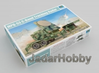 Trumpeter 01023 1/35 MPQ-53 C-Band Tracking Radar