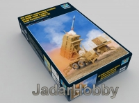 Trumpeter 01040 1/35 US M901 Launching Station w/MIM-104F Patriot SAM System (PAC-3)