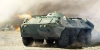 Trumpeter 01591 1/35 Russian BTR-70 APC late version