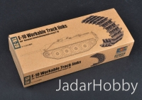 Trumpeter 02058 1/35 E-10 Workable Track links