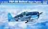 Trumpeter 02258 1/32 F6F-3N Hellcat Night Fighter