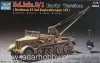 Trumpeter 07253 Sd.Kfz.9/1 Early Version (1:72)