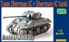 UM 383 1/72 Sherman IC medium tank