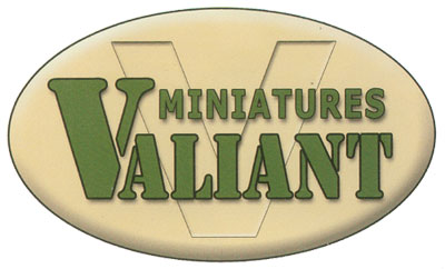 Valiant Miniatures from England