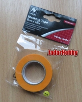 Vallejo T07005 - Masking Tape 6mm x 18m (Twin Pack)