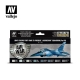 "Vallejo Model Air 71618 USAF colors post WWII to present ""Aggressor"" Squadron Part III"