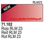 71102 Vallejo Model Air Red RLM 23 (farba akryl 17ml)