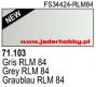 71103 Vallejo Model Air Grey RLM 84  (farba akryl 17ml)