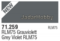 71259 Vallejo Model Air Grey Violet RLM75