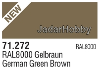 71272 Vallejo Model Air German Green Brown RAL8000